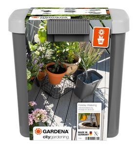 GARDENA city gardening Urlaubsbewässerung, mit 9 L Vorratsbehälter 01266-20