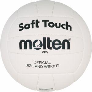 molten Volleyball Trainingsball Weiß Gr. 5
