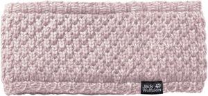 Jack Wolfskin Highloft Knit Stirnband Damen violet pearl Größe M