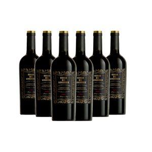 COPERTINO RISERVA DOC Rotweine, 6 bottiglie