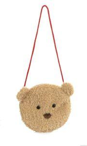 Handtasche Bär MORRIS - Kindertasche, Handtasche für Kinder