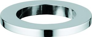 Grohe Einhandmischer Grundplatte für Einloch-Waschtisch-/Bidetbatterien chrom - 48052000