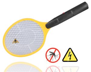 3x Elektrische Fliegenklatsche Klatsche 45 cm Fliegenfänger Insektenfänger Fliegenfalle