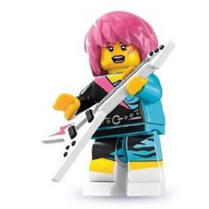Lego Minifigures, LEGO, 5 Jahr(e), Multi