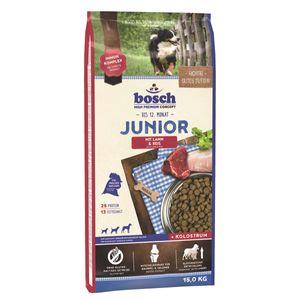 Bosch Junior Lamm+Reis    15kg