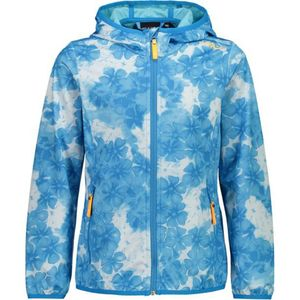 Cmp Kid G Fix Hood Jacket 33Xg Bianco-Ibiza 140