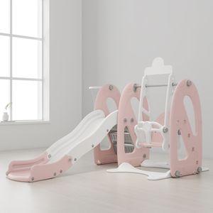 Rutsche Kinderrutsche Schaukel Garten Kinder Baby Draußen Innen Zimmerrutsche