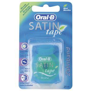 Oral B Satin Tape Zahnseide 25m