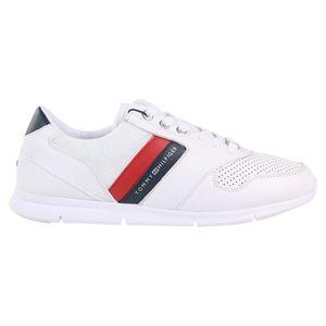 Tommy Hilfiger Metallic Damen Sneaker Weiß (FW0FW04261020) Größe: 39