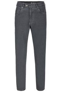 aubi: Perfect Fit Herren Jeans Hose Stretch, Modell 577, Art. 19952, grey, Größe 28