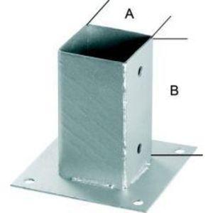 FORMAT Aufschraubhülse tzn 91 vierkant