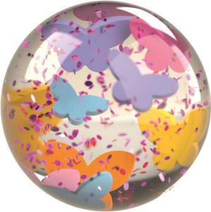 Haba effekt-Marmor Glitter Schmetterling für Kullerbü Murmelbahn