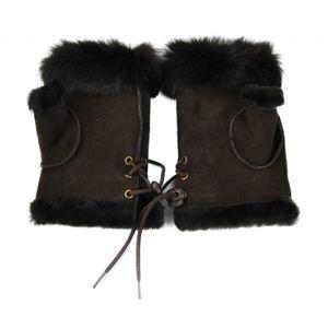 Zerimar Winter-Lederhandschuhe