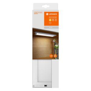LEDVANCE CABINET PANEL SENSOR 5 W LED Unterbauleuchte Warmweiß 30 cm Kunststoff Weiß