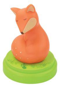 ANSMANN LED-Nachtlicht Fuchs für Kinder, Babys Orientierungslicht Einschlafhilfe