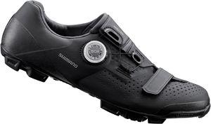 Shimano SH-XC5 Fahrradschuhe black Schuhgröße EU 45