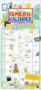 Gabi Kohwagner: Unser Familienkalender Kalender 2022