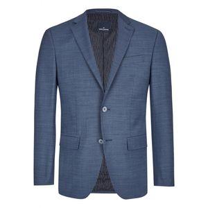 Daniel Hechter - Modern Fit - Herren Baukasten Sakko in grau oder blau  (100105-S40201), Größe:48, Farbe:Blau (670)