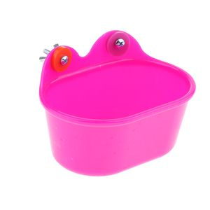 2 Stücke Haustier Bad Liefert Hamster Mäuse Kunststoff Bad Käfig Box Wc Spielzeug Oval Purpur Rot Oval Purpurrot wie beschrieben