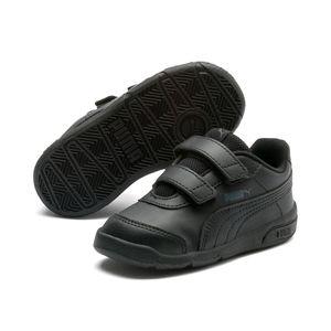 Puma Stepfleex 2 SL VE Inf Kinder Baby Schuhe Sneaker 192523 Schwarz, Größe:EUR 25 / UK 8 / 15.5 cm