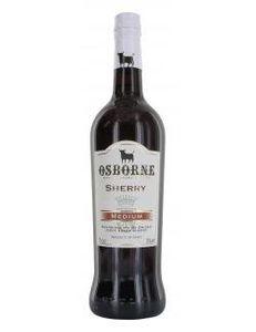 Osborne Sherry Medium Dry | 15 % vol | 0,75 l