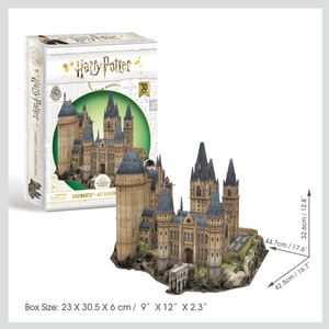 Cubic Fun - 3D Puzzle Harry Potter Hogwarts Astronomy Tower Groß