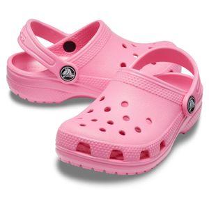 crocs Classic Clog Kids Pink Lemonade Croslite Größe: 32/33 Normal