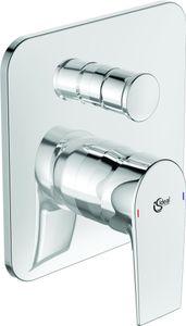 Ideal Standard Badearmatur EDGE UP Bausatz 2 chrom