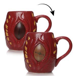 Der Hobbit Tasse Thermoeffekt Smaug Awaken the Beast