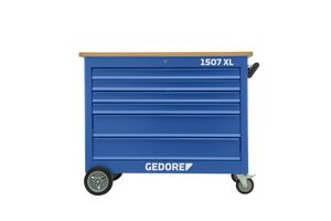 GEDORE 1507 XL-TS-308 Rollwerkbank mit Sortiment, 3100065