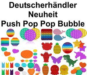 Popit Push Pop Pop up Bubble Kreis violett lila Sensorisches Zappeln Spielzeug Drücken Anti Stress  Push Bubble Fidget Toy sensorisches Therapie Spielzeug tiktok Neuheit gegen Langeweile