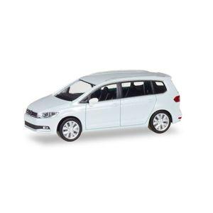 Herpa 038492-003 VW Touran weiss Maßstab 1:87 Modellauto