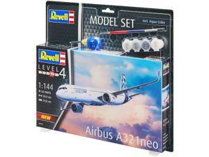 Revell 64952 1:144 Model Set Airbus A321 Neo