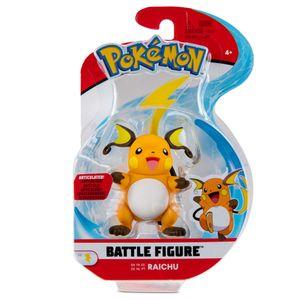 Pokémon - Battle Figur Raichu
