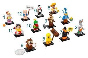 Lego LEGO MINIFIG.LOONEY TUNES SERIE 22 TUNES SERIE 22