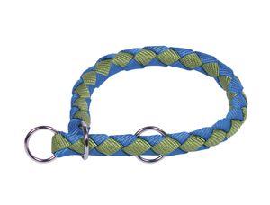 """Nobby Würger """"Corda"""" grün/hellblau L: 30-36 cm; B: 12 mm, 80700-39"""