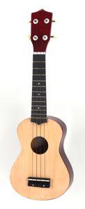 Mini-Gitarre (Ukulele) Natur