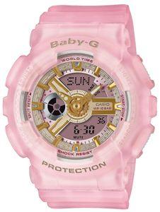 Baby-G Damenuhr Casio Armbanduhr BA-110SC-4AER