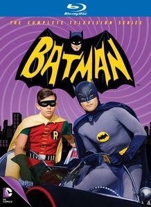 Batman - Die komplette Serie (13 Discs)