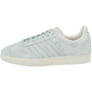 adidas Originals Gazelle W Damen Sneaker Turnschuhe Schuhe Grün, Größe:40