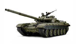 T-72 Panzer mit Rauch & Sound M 1:16, Metallgetriebe - Amewi Advanced Line