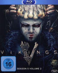 Vikings - Staffel 5.2 (BR) 3Disc Min:  DD5.1WS