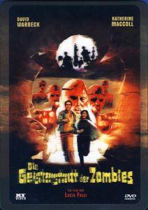 Die Geisterstadt der Zombies [Metalpak , 3D Holocover]