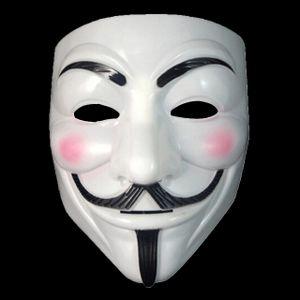 Guy Fawkes Maske V Vendetta Anonymous Occupy Cosplay Halloween Karneval