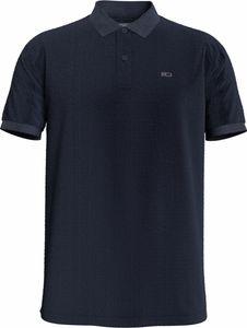 Tommy Jeans  men Polo-Shirt, Farbe:C87 BLUE, Größe:XL
