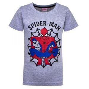 Spiderman Jungen Tshirt, grau, Gr. 92-128 Größe - 116