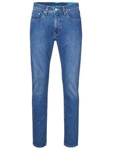 Pierre Cardin Herren Jeans Hose Lyon Trapered Fit Futureflex Used Washed 3451-8880 92*, Farbe:Used Washed, Größen Pierre Cardin:W34/L36
