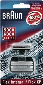 Braun 31 B / 5000 Kombi Series 3 Ersatz-Scherteile schwarz