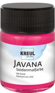 JAVANA Seidenmalfarbe, 50 ml Weinrot