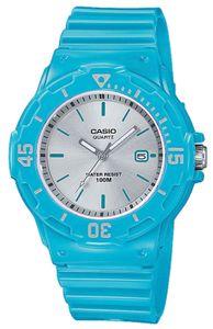Casio Uhr Damenuhr LRW-200H-2E3VEF blau Datumsanzeige